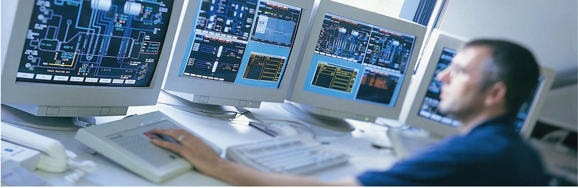 Sistema de Controle de Planta Industrial